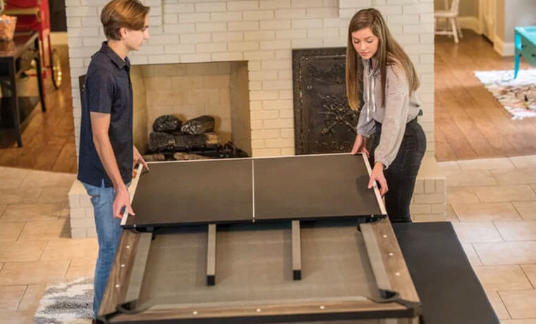 Top 5 Pool Tables with Dining Top for Small Spaces